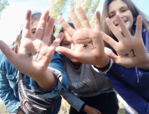 Somos Más – IES Vía de la Plata – #DaleLaVuelta