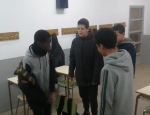 UGT Juniors – Seamos el cambio – IES Pablo Gargallo