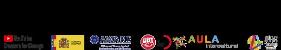 Gehiago gara gorrotoaren eta erradikalizazioaren aurka Logo